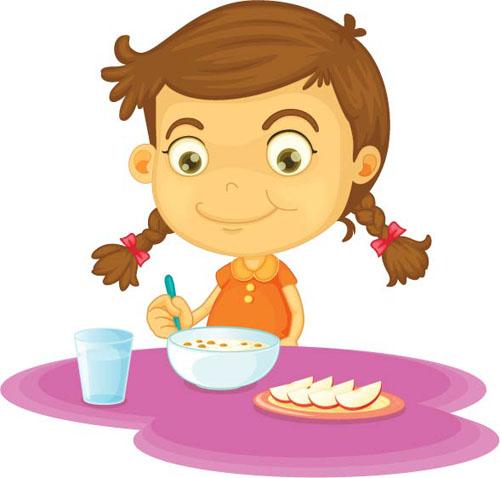 幼兒飲食習慣培養