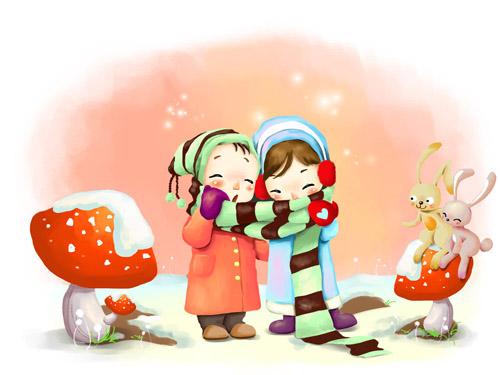幼儿园老师建议:孩子的衣服,冬天应该这样穿!