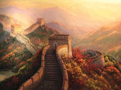 中国共产党的历史是中国人民的精神长城