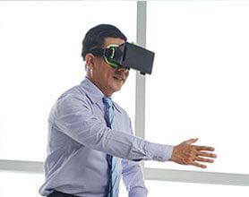 VR&AR体验式红色教育