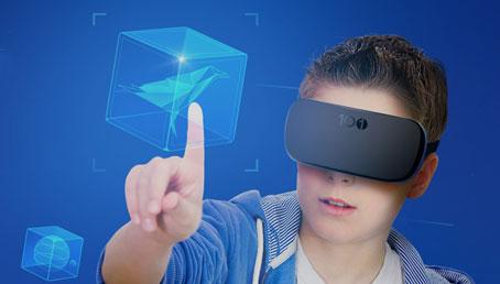 """""""互联网+""""思维与""""VR+""""战略"""