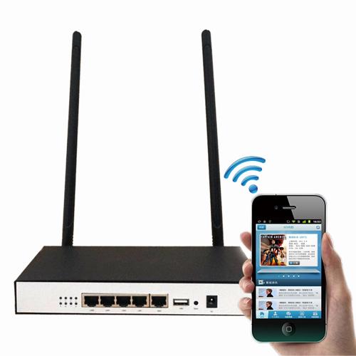 Wifi环境