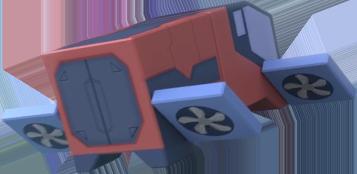 VR素材-车